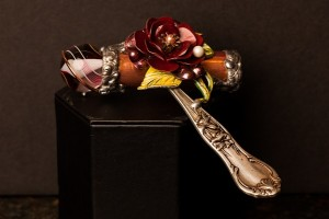 Painter_Cathy_Flower-Spoon-Scope_Metal_2016_Entry-3 web