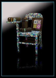 SP17_Paul_Judith_Dichroic101_2014_chair web